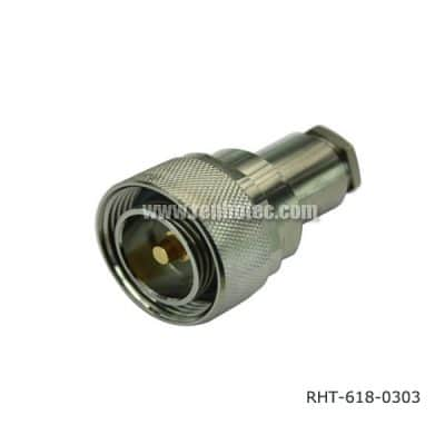 7/16 DIN Connector Clamp Type Plug for LMR200/300/400