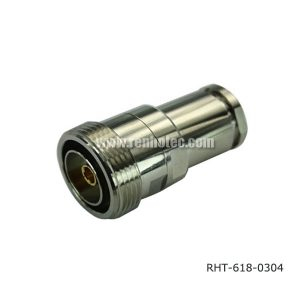 DIN 7/16 Connector Clamp Type Jack for RG8