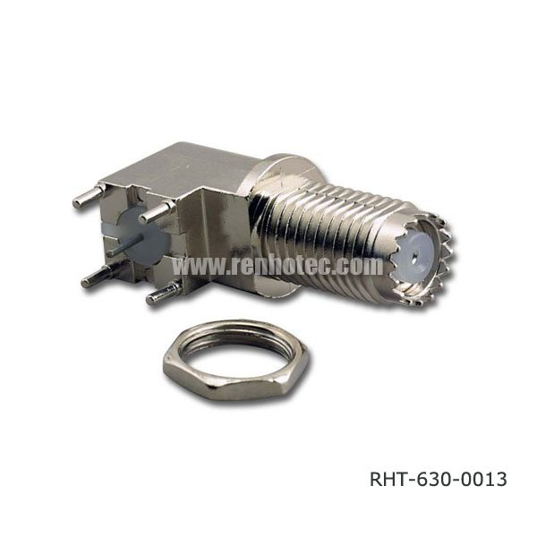 Mini uhf female male connector manufacturer supplier