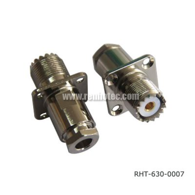 SO239 Socket UHF Connector Jack for RG8 LMR200 with Flange