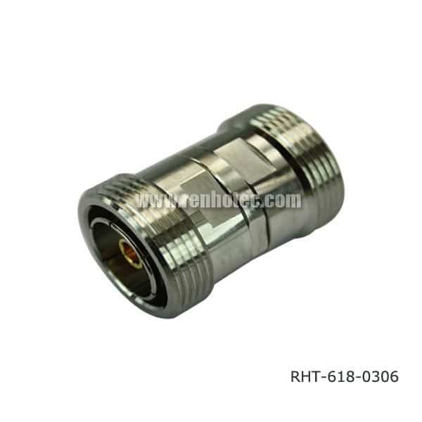 7 16 DIN RF Connector Female to Female Straight