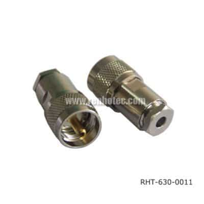 PL259 Plug Connector Clamp Type for LMR300 LMR600