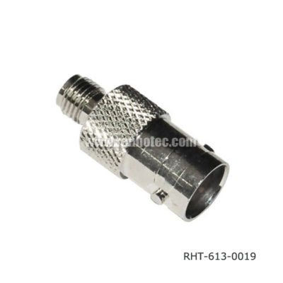 BNC Female to SMA male Straight Adapter
