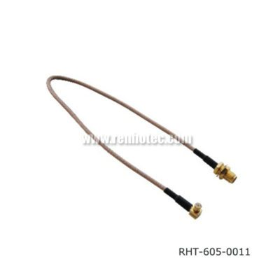 Cable Assembly SMA Female to MCX Male for RG178 179 316