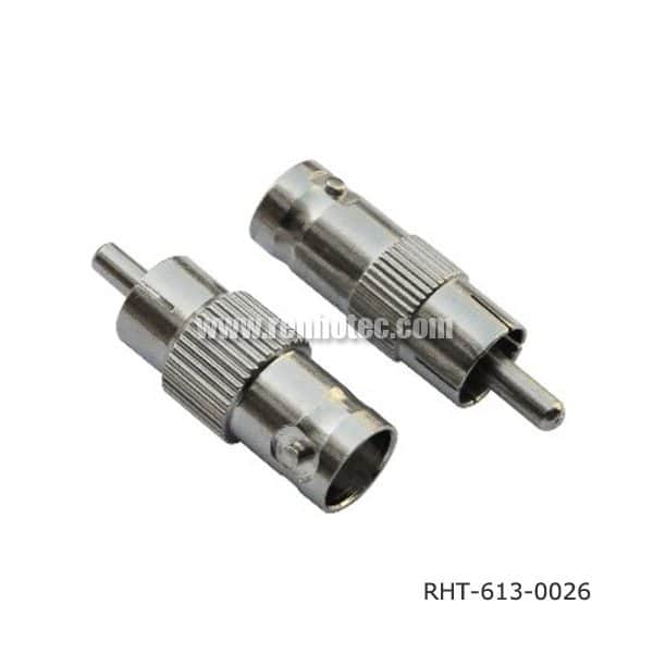 RCA to BNC Adapter Male to Female