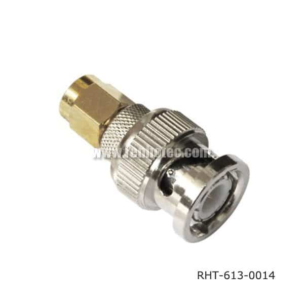 SMA to BNC Connector Straight Adapter