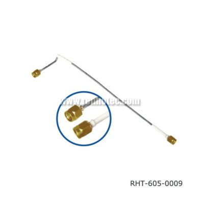 SMA to SMA Cable Assembly Solder Type with Semi-rigid Cable