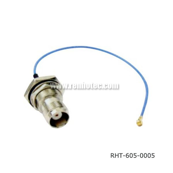 TNC Cable Assembly with IPX pigtail for RG174 RG179