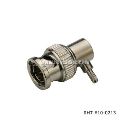 BNC Connector Cable Right Angle Plug for RG58,400