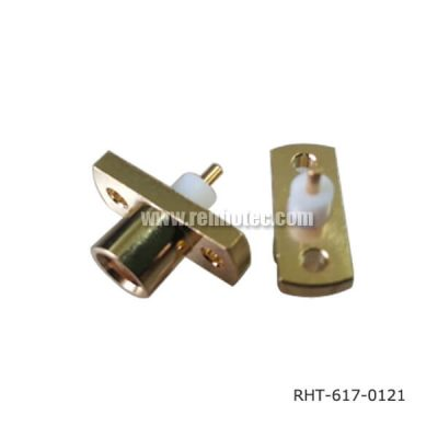 Connector MCX tv 2 Hole Flange Mount Jack Receptacle