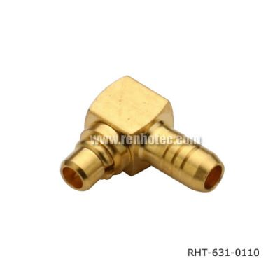 MMCX Connector 90 Degree Crimp Type Plug for RG178BU