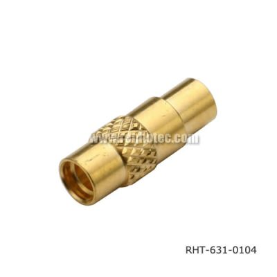MMCX Connector Jack Straight Solder Type for Cable UT047