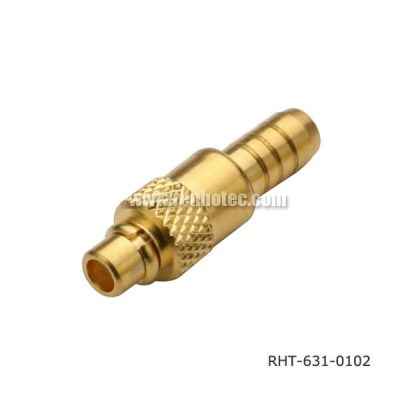 MMCX Connector Plug Crimp Type for Cable RG178