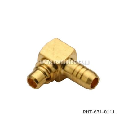 MMCX Right Angle Crimp Type Plug for RG316