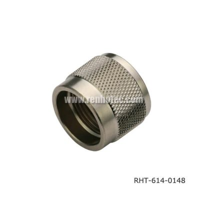 N Type Plug Straight Dust Cap