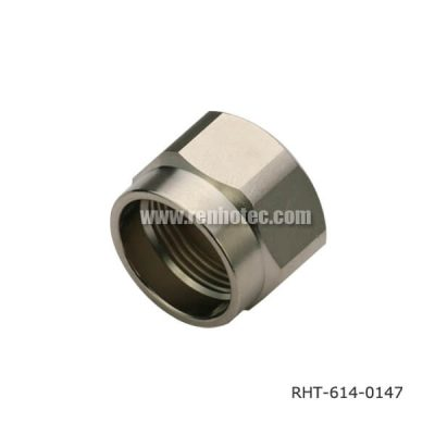 N Type Straight Plug Dust Cap