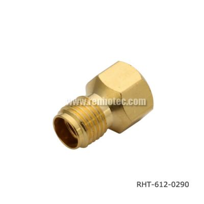 SMA Jack Short Circuits 50 Ohm with Gold Plating