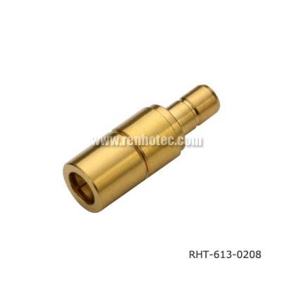 SMB Plug to Jack Straight Adaptor