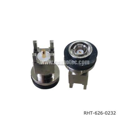 SMB Straight Plug PCB Mount Quick Lock
