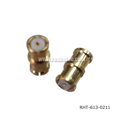 SMP Female to Female Straight Adaptor