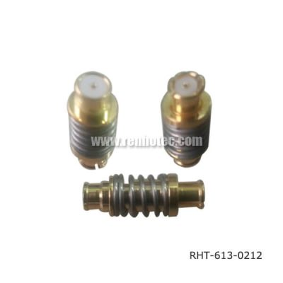 SMP Straight Female to Female Spring Adaptor