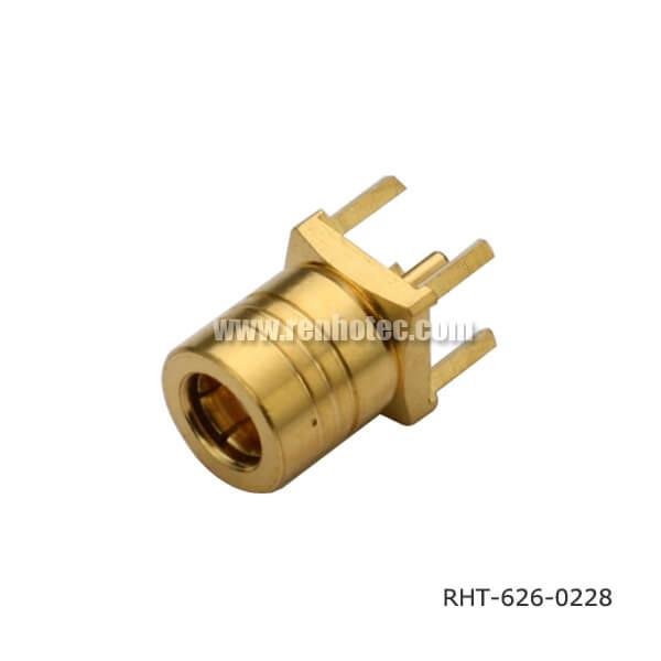 Straight Through Hole PCB Mount Plug