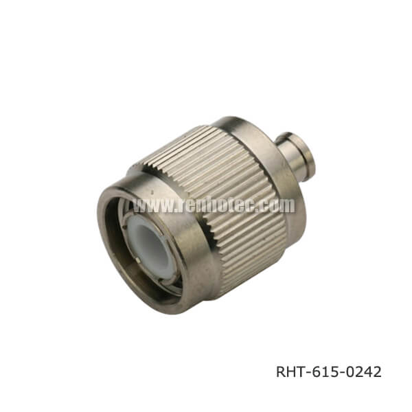 TNC Cable Connector Straight Plug for UT085