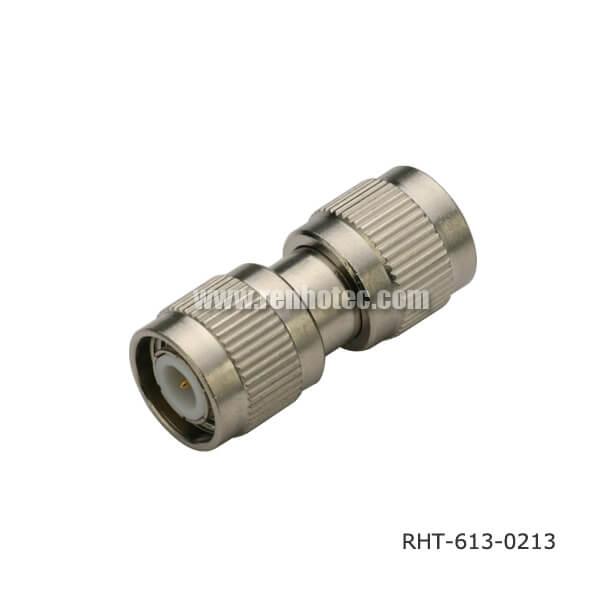 TNC Straight Plug to Plug Adaptor