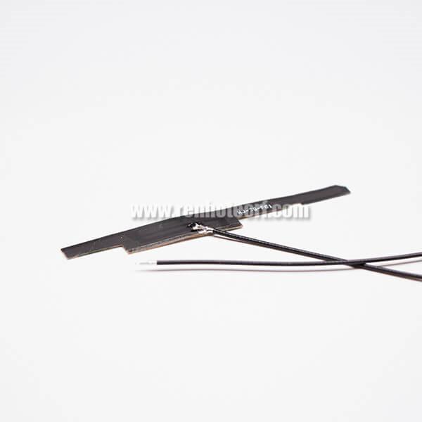GSM FPC Antenna 3G RG 1.13 Black Solder Type and TD