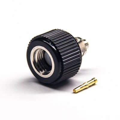 RP Male SMA Connector 50 Ohm Solder Type for Coaxial Cable