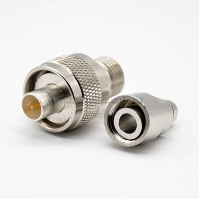 N Type Male Connector Standard Straight 50Ω Cable Custom