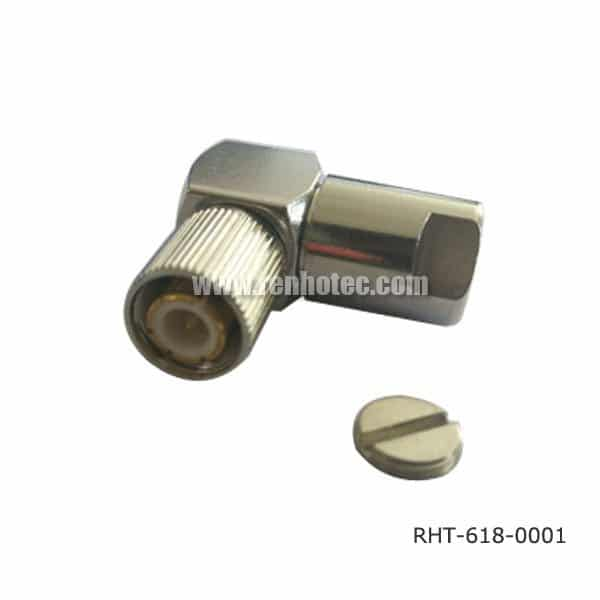 L9 Connector Angled Clamp Male for ST212