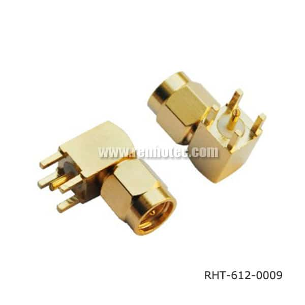 SMA Connector Male RA for PCB