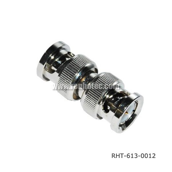 Male to Male BNC Connector Adapter
