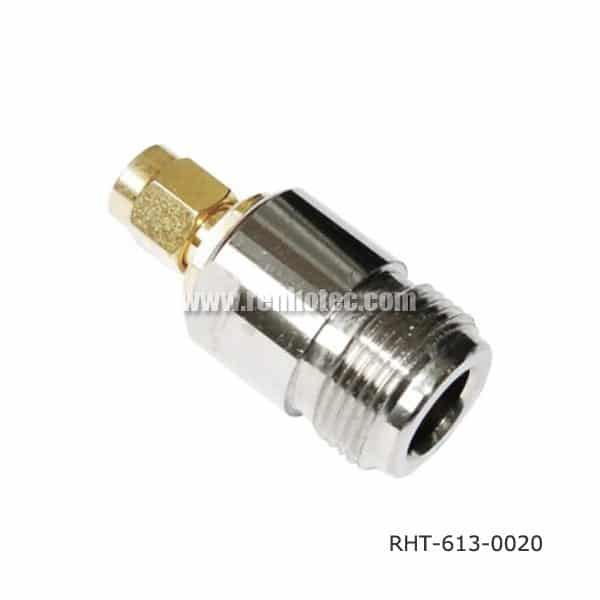 N Connector to SMA Male Adapter