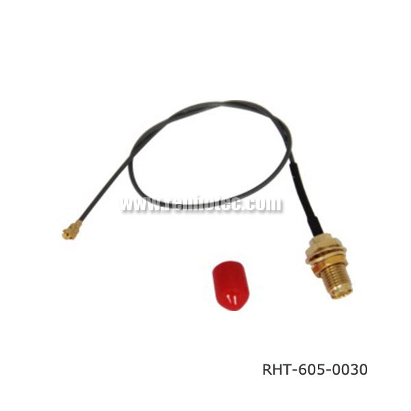 SMA Female to U.FL Connector Cable Assembly