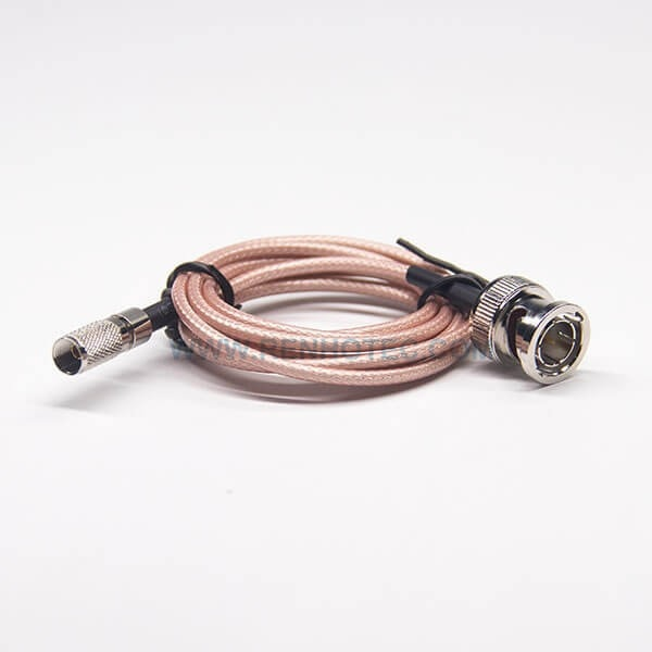 DIN 1.0/2.3 Cable Straigth Male to BNC Male RG316 Antenna Extension Cable