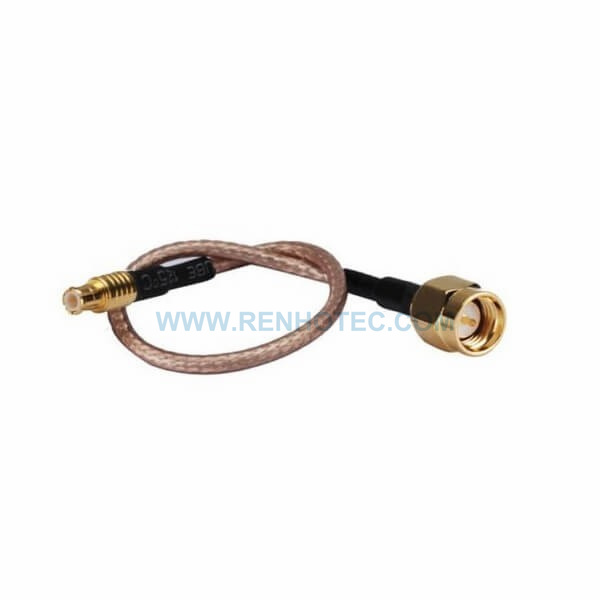 RF Coaxial Cable, SMA Straight Male, MCX Straight Male, RG316 Cable Assembly , SMA cable