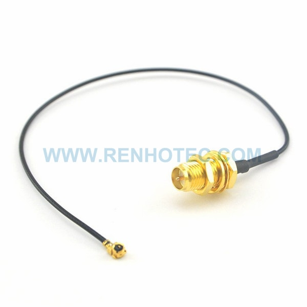 RF Coaxial Cable, TNC Straight Male, FME Straight Male, RG58 Cable Assembly ,TNC cable