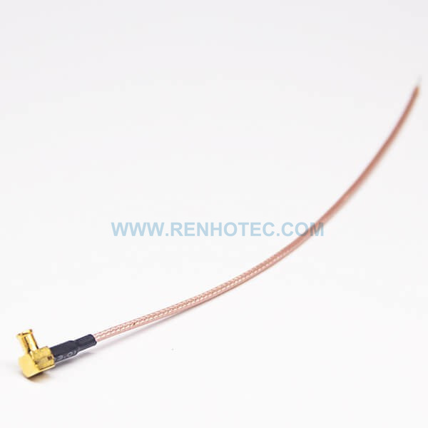 RF Coaxial Cable, MCX Angled Male, RG178 Cable Assembly ,MCX cable