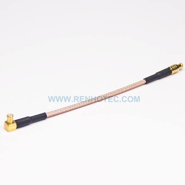 RF Coaxial Cable, MCX Angled Male, MCX Straight Male, RG316 Cable Assembly ,MCX cable