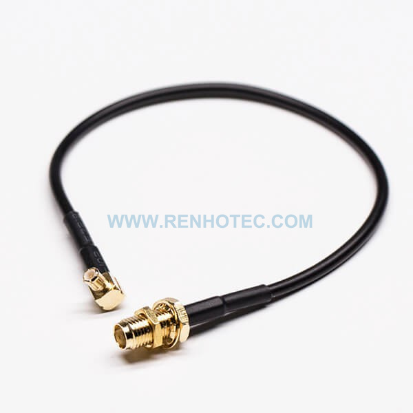 RF Coaxial Cable, SMA Female, MCX Male, Cable Assembly , SMA cable