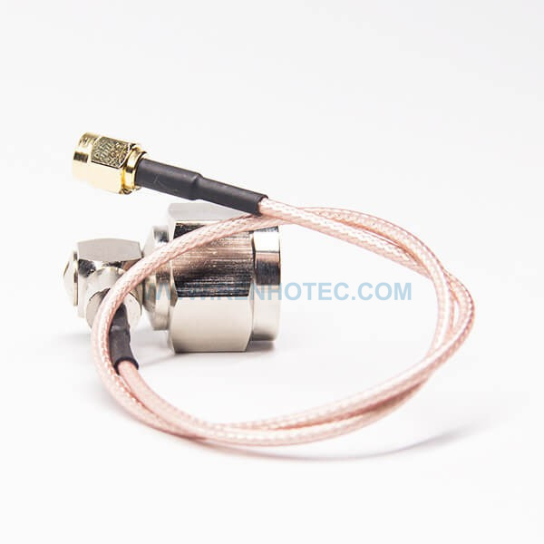 RF Coaxial Cable, Hexagonal N Male, SMA Male, SMA cable