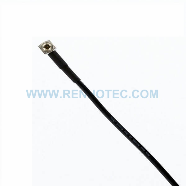 RF Coaxial Cable, TS9 Right Angle Female, N Straight Female, LMR100 Cable Assembly ,N cable